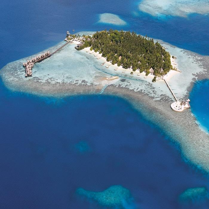 Nika island maldive